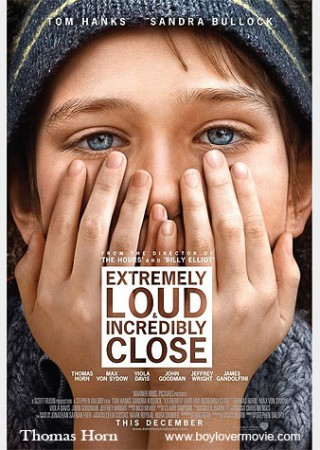 Extremely Loud and Incredibly Close 2011 cover