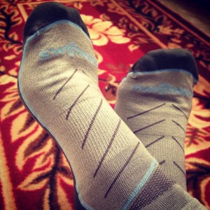 Swiftwick Sockage. Loving.