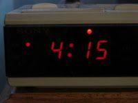 415 alarm clock